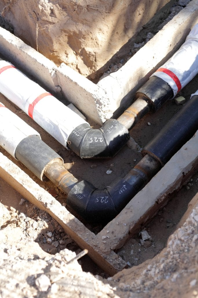 Portland sewer repair is often necessary when pipes are broken or leaking