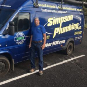 Bob, Plumber at Simpson Plumbing