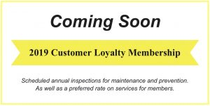 2019 loyalty coupon for simpson plumbing customers