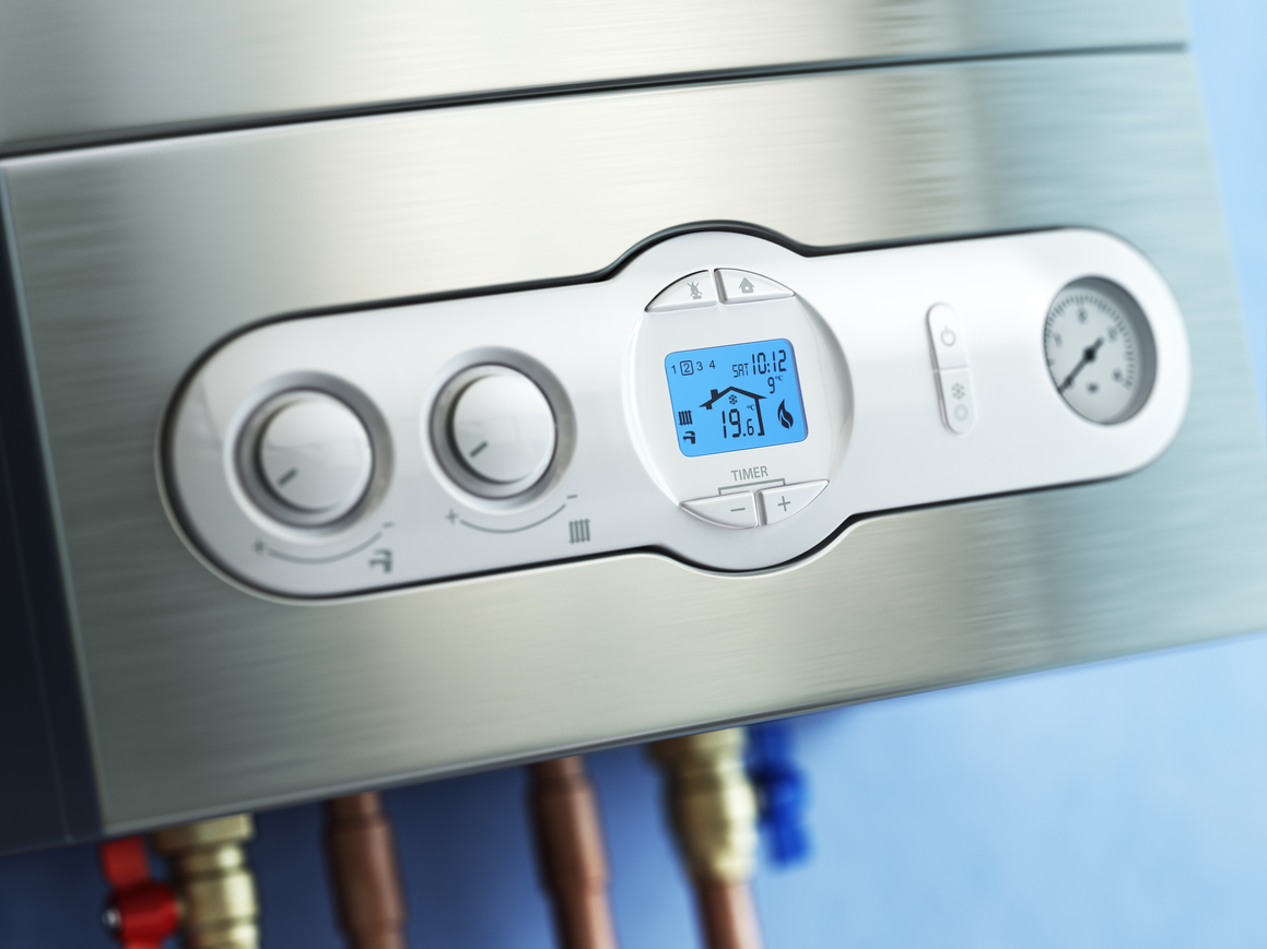 Home Water Heating System