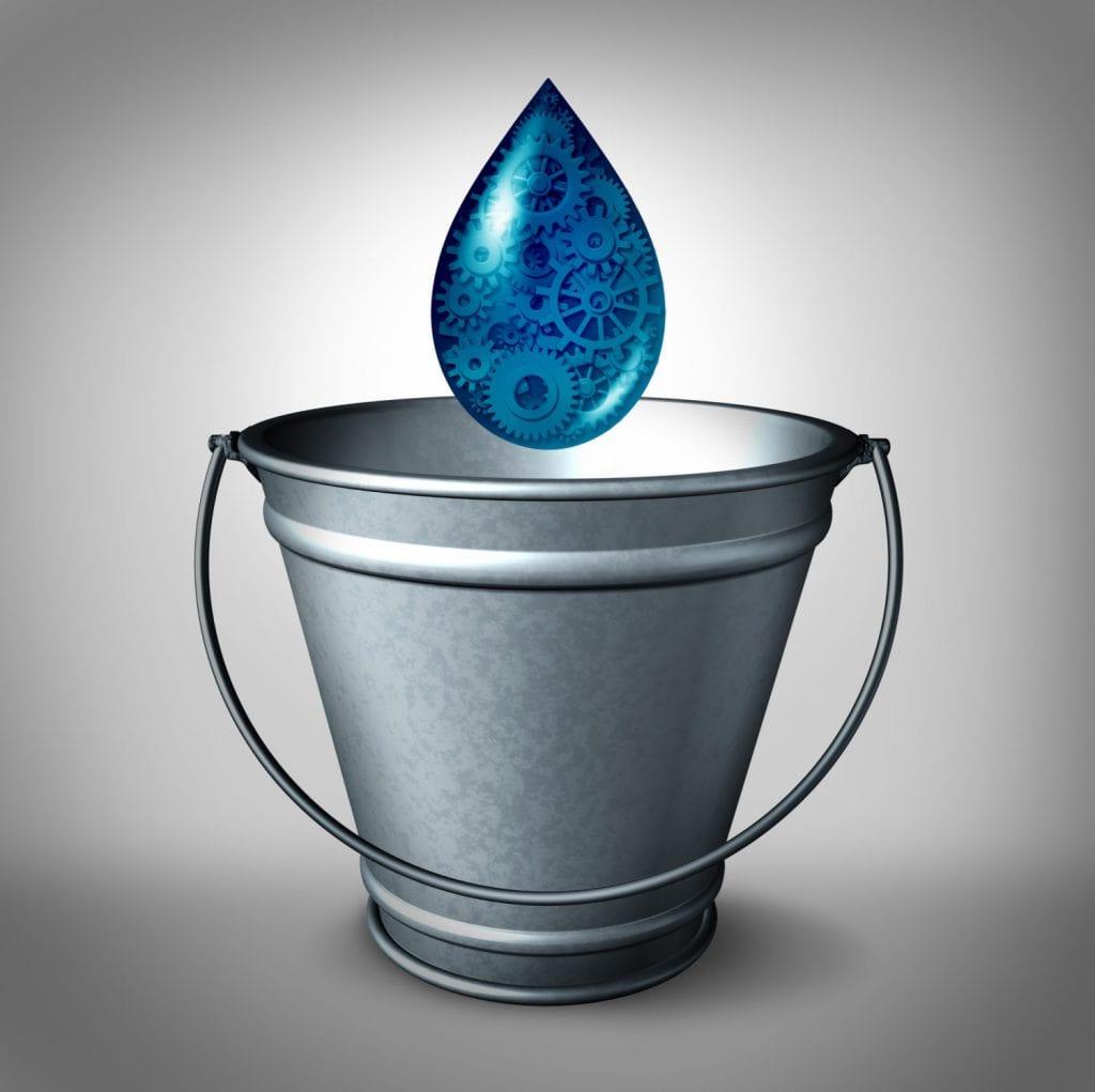 water leak detection