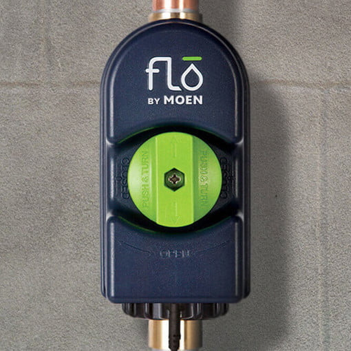 flo by moen smart water detector