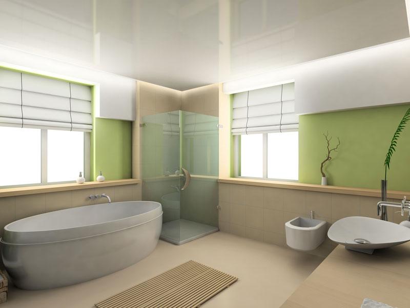 design an accessible bathroom