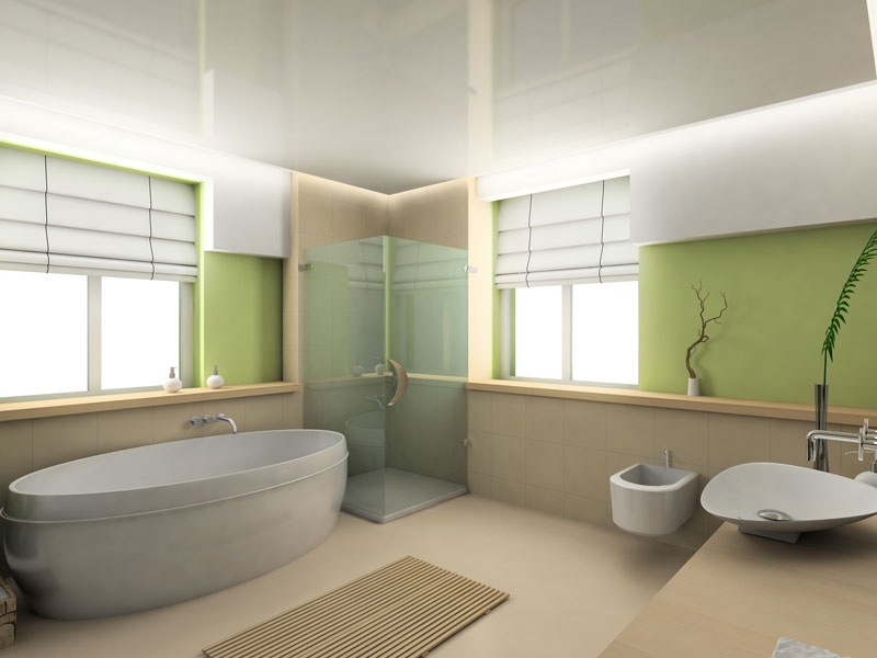 Learn how to design an accessible bathroom.