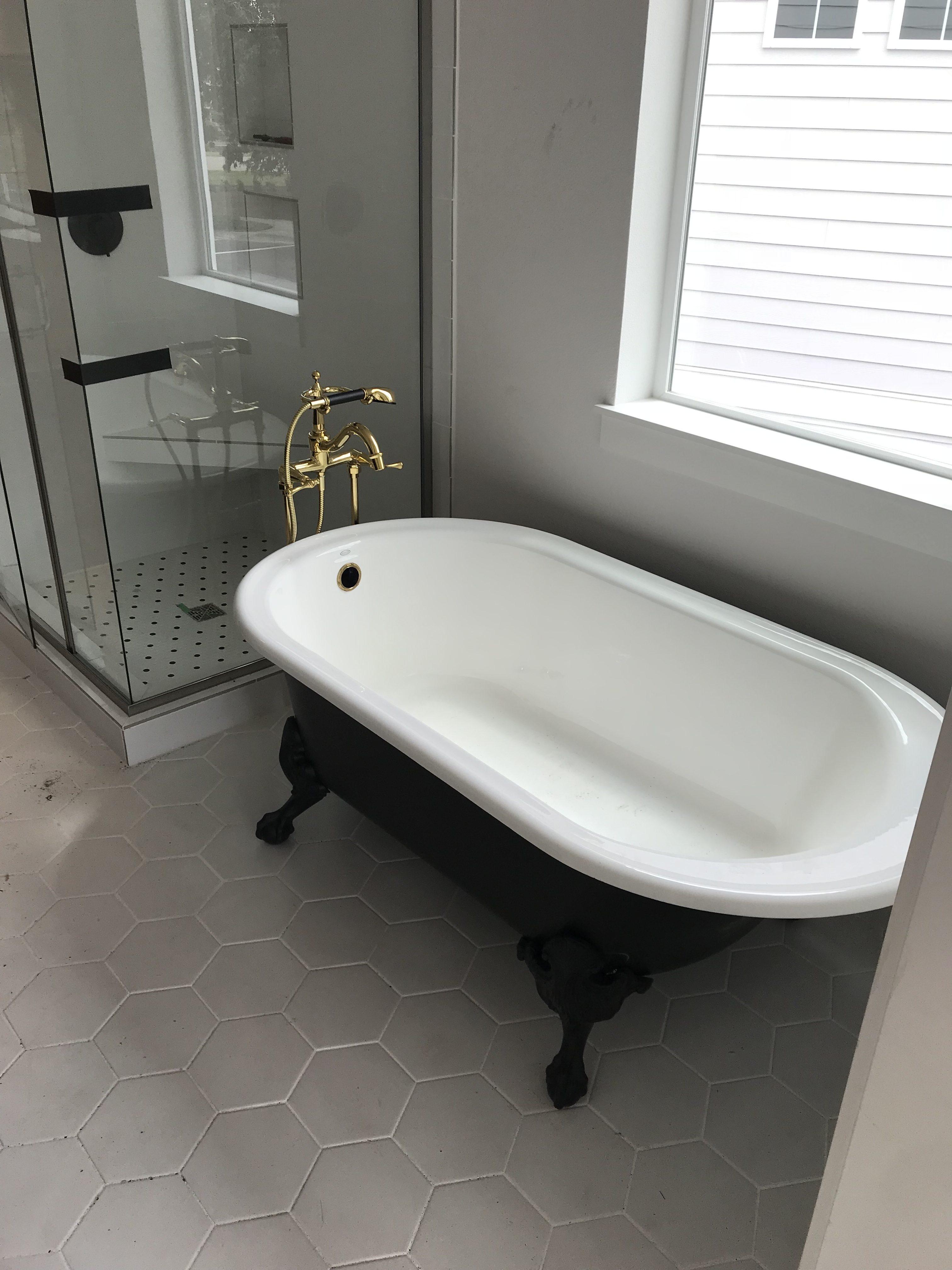 claw tub installation vancouver wa