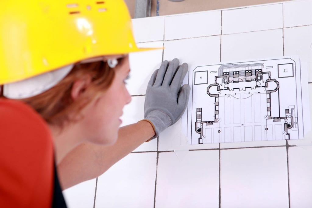 plumbing job schematic