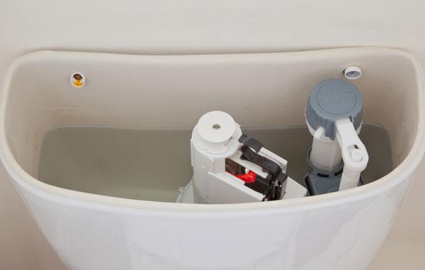 fix running toilet