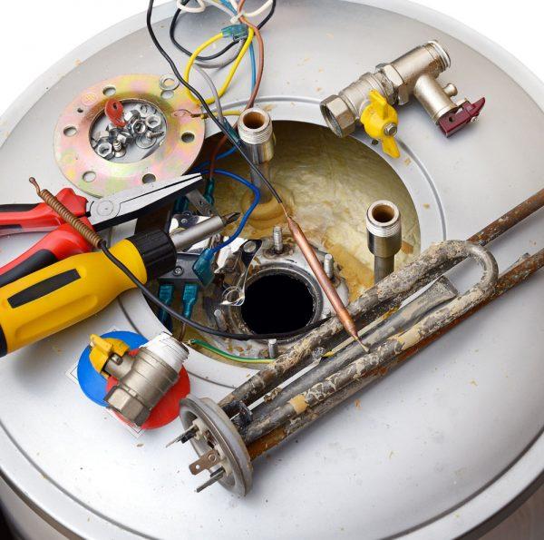 Standard Water Heater repair