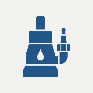 sump pump icon graphic