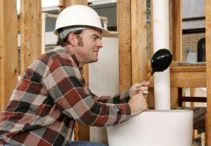 Simpson Plumbing toilet repair